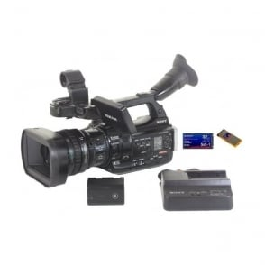 Sony PMW-200 Camcorder 1441 Hours With Charger and BP-U30 style Battery,Used