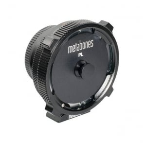 Metabones MB PL-m43-BT1 PL to Micro Four Thirds T Black Matt