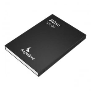 "AngelBird AB-AVP500XT AVpro XT SATA III 2.5"" Internal SSD (500GB)"