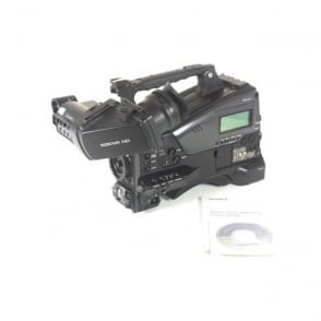 Sony PMW-350L Camcorder body & CBK-VF01 Viewfinder 1991 hours, Used