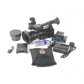 Sony PMW-200 XDCAM Camcorder Full Kit 698 Hours, Used