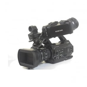 Sony PMW-300K1 XDCAM Camcorder and viewfinder 275 Hours, Used