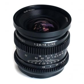 SLR Magic SLR 1828FE CINE 1828FE