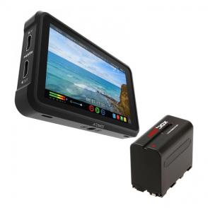 Atomos AO-ATOMNJAV01 Ninja V portable monitor/recorder package a