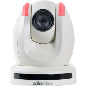 Datavideo DATA-PTC150TLW HD PTZ Video Camera with HDBaseT Technology for use with HS-1500T - White