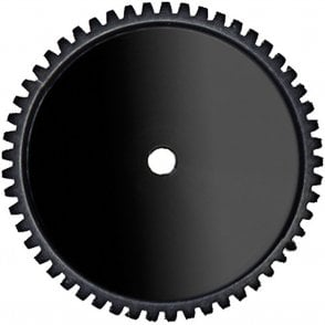 Shape SH-G053-0.8 Pitch Aluminum Gear for Follow Focus Friction and Gear Clic