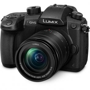 Panasonic PAN-DCGH5MEB-K GH5 Compact System Camera with 12-60mm f3.5-5.6 Lumix Lens