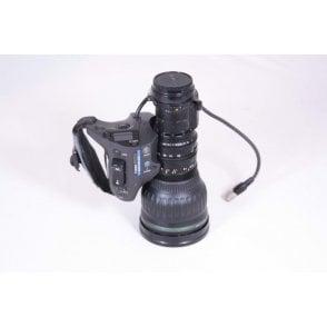 Canon HJ22EX7.6BIRSE Lens , Used
