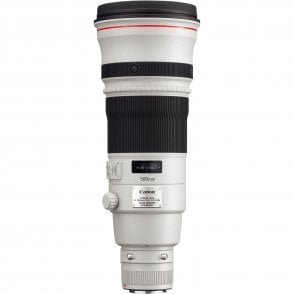 Canon 5124B005 EF 500mm f/4L IS II USM Lens