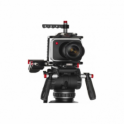 Shape SH-BMCCSM-OF Blackmagic Shoulder Mount Offset Camera Rig