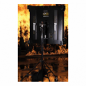Kino Flo VIS-610Y-230 VistaBeam 610 DMX Yoke Mount, 230VAC