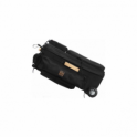 Portabrace WPC-1ORBAUD Wheeled Audio Case Rigid Frame Black