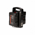 HedBox PB-PB300V Power Bank Set 390 Wh Gold - Mount
