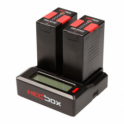 HedBox HED-BP95D  Lithium Battery Pack with 4-LED Power Monitor