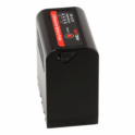 HedBox RP-JC70  Lithium Battery Pack with 4-LED Power Monitor