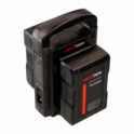 HedBox RP-DC100A Intelligent Dual Digital Professional Battery Charger