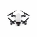 DJI Spark Mini Drone Alpine White