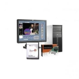 DATA-CG350PC SD/HD Live CG Turnkey System
