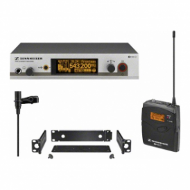 Sennheiser 504649 Ew 312 G3-Gb Presentation Set