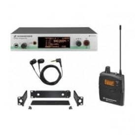 504655 Ew 300 Iem G3-Gb Wireless Monitor Set