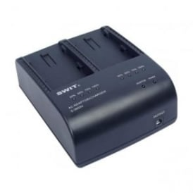 S-3602U BP-U Style Dual Channel Charger/AC Adapter