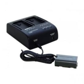 Swit S-3602P dual channel sqeuntial charger / ac adapter