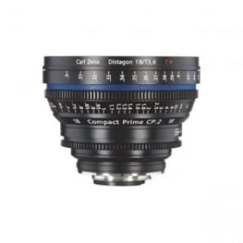 1868-915 Compact Prime CP.2 18mm / T3,6 T EF Mount Lens- imperial