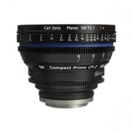 1793-060 Compact Prime CP.2 50mm / T2,1 T PL Mount Lens  - metric
