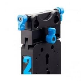 2-119-0002 Redrock microBalance QR Vertical Mounting Adapter