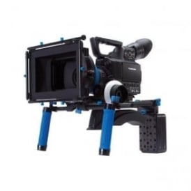 8-125-0006 Redrock Micro Field Cinema Bundle with lowBase for Tall-Bodied Cameras