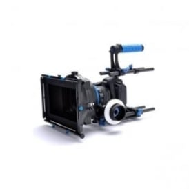18-066-1114 Redrock Micro DSLR Cinema Bundle (Micro FF Blue)