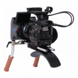 Vocas 0255-4900 Underneath Shoulder Rig Pro Type M (also Canon C-100/300/500)