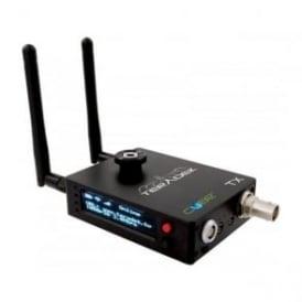 TER-CUBE155 CUBE-155 1ch HD-SDI Encoder, OLED, Li-Ion Built in 2.4G/5.8G WiFi, mic input, USB, microSD
