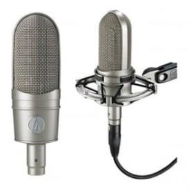 AT4080 Bidirectional Active Ribbon Microphone