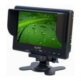 667GL-70NP/H/Y/S 7 inch Field Monitor with HD-SDI input