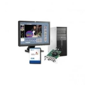 DATA-CG500PC SD/HD Live CG Turnkey System