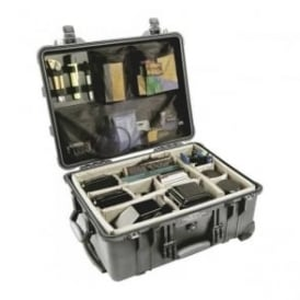1560 Case Inc. wheels & extendable handle 516 x 390 x 228