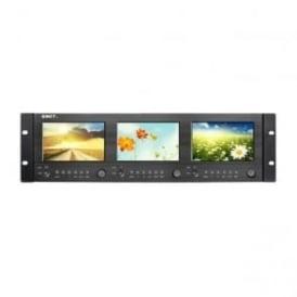"M-1051H 3 x 5"" lcd monitor 16:9/4:3 3gsdi/hdmi/cvbs"