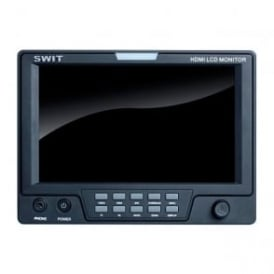 S-1071C - Lux portable on-camera monitor w carrying case