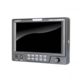 "S-1071H 7"" 3GSDI/HDMI/CVBS, on-camera monitor"