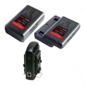 SP-192/3802S 2 x batteries plus 1 x charger