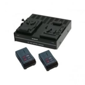 SP-82/304S 2 x batteries plus 1 x charger
