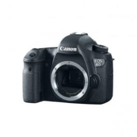 Canon EOS6D 20.2 Megapixel Digital SLR Camera