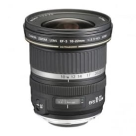 EF-s 10-22mm f/3.5-4.5 UsM Ultra Wide Angle Zoom Lens