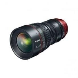 Canon cn-e15.5-47mm-pl 35mm Prime Lens