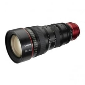 Canon 4k Wide-angle Zoom Lens 14.5-60mm PL Mount