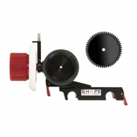 Shape SH-FFCLIC Friction & Gear Follow-Focus Clic with Adjustable Marker