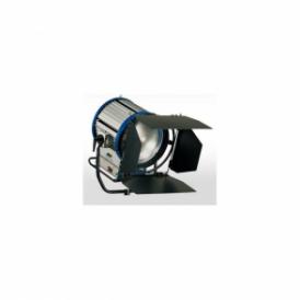L1.75720.B ARRI COMPACT 6000 Plus MAN, blue/silver, VEAM
