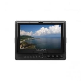 Lilliput 665/O/P HDMI input & output, Advanced Functions