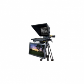 "Autocue MON-TFM/22/001 Under Camera 22"" HD-SDI Talent Feedback Monitor Kit"